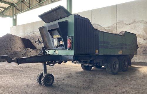 Shredder Schnellläufer AK 330